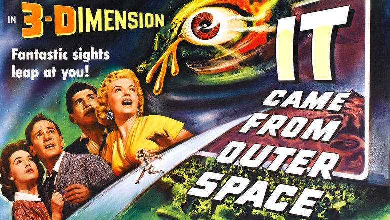 It Came from Outer Space movie scenes