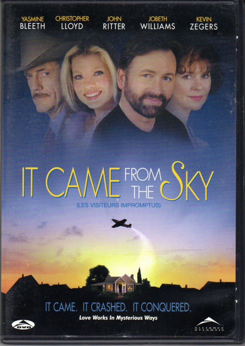 It Came from the Sky movie poster