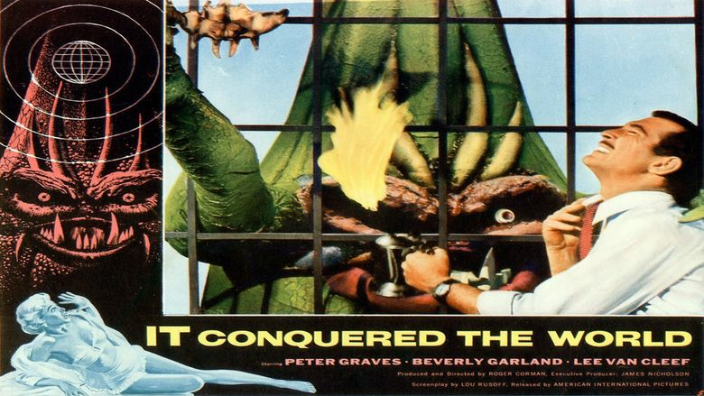 It Conquered the World movie scenes