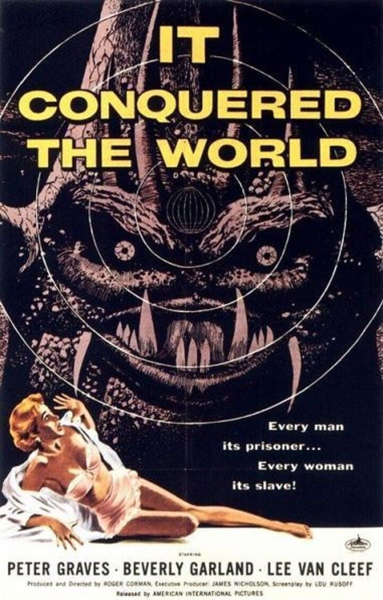 It Conquered the World movie poster