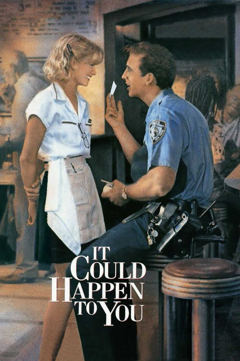 It Could Happen to You (film) movie poster