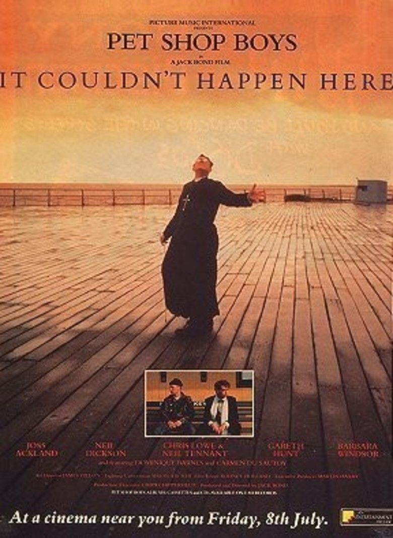 It Couldnt Happen Here movie poster