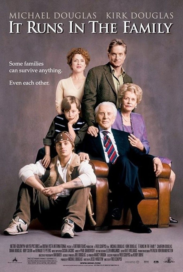 It Runs in the Family (2003 film) movie poster