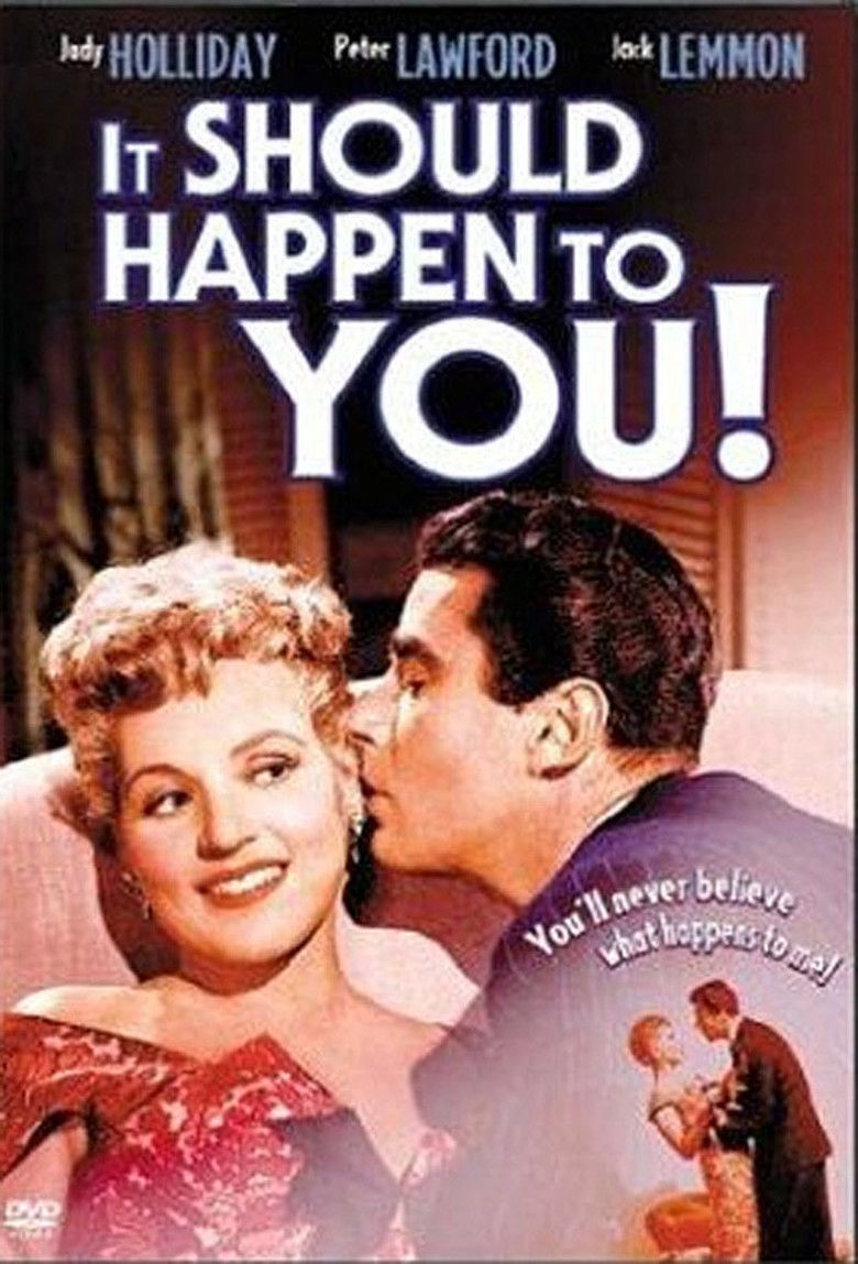 It Should Happen to You movie poster