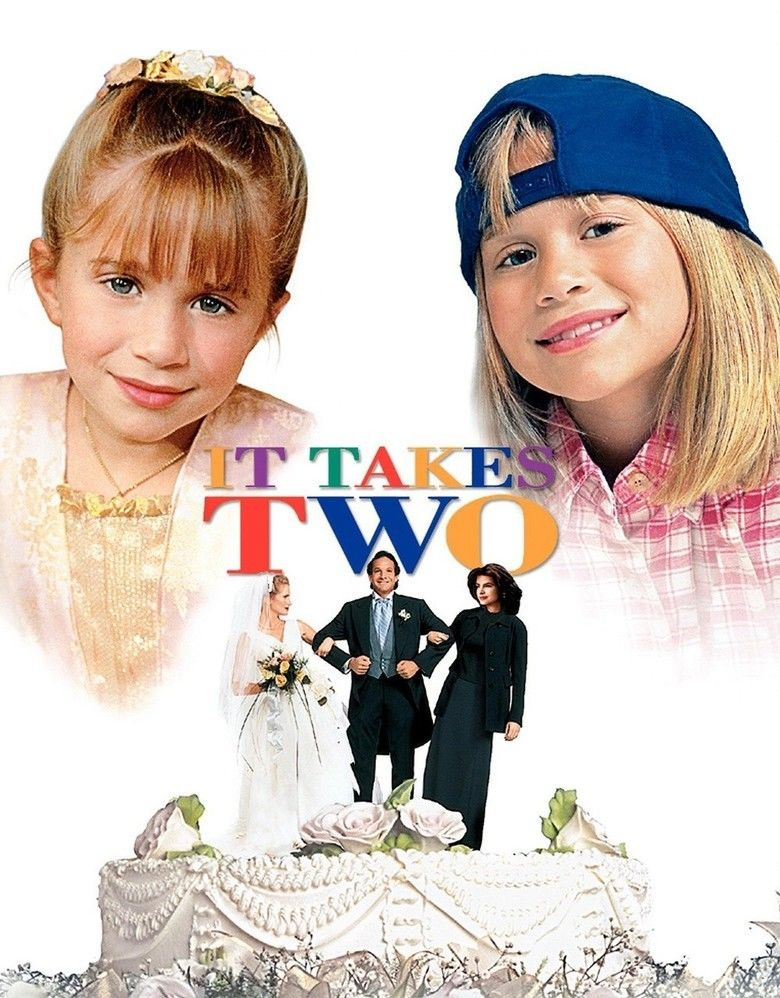It Takes Two (1982 film) movie poster