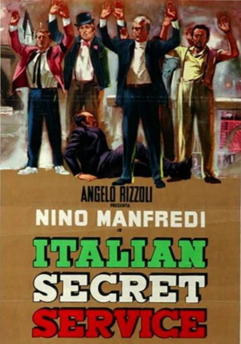 Italian Secret Service movie poster