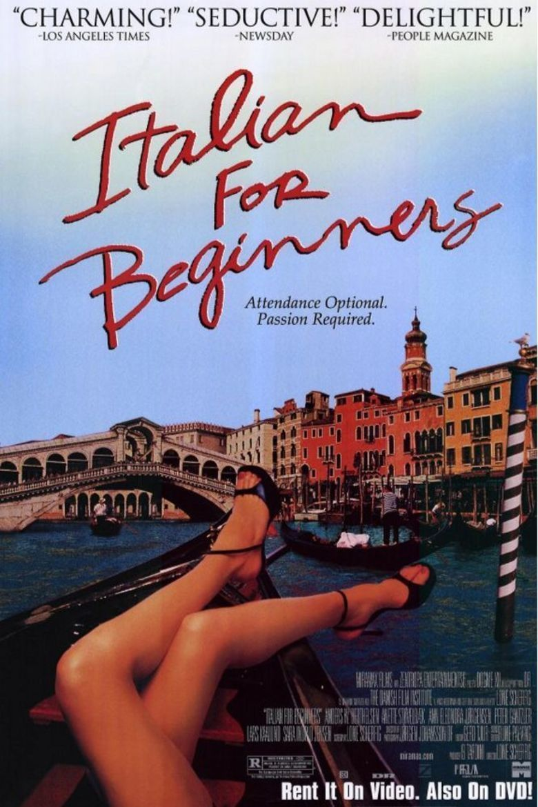 Italian for Beginners movie poster