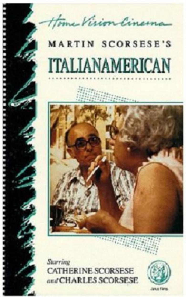 Italianamerican movie poster
