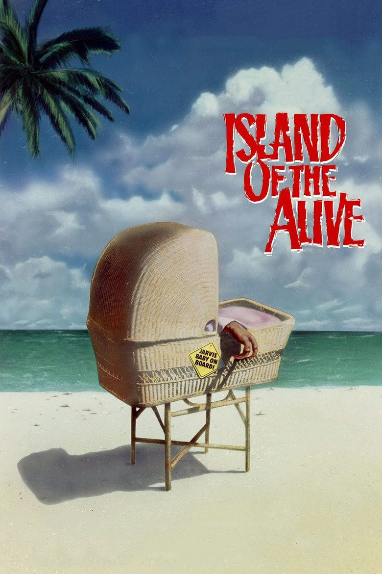 Its Alive III: Island of the Alive movie poster