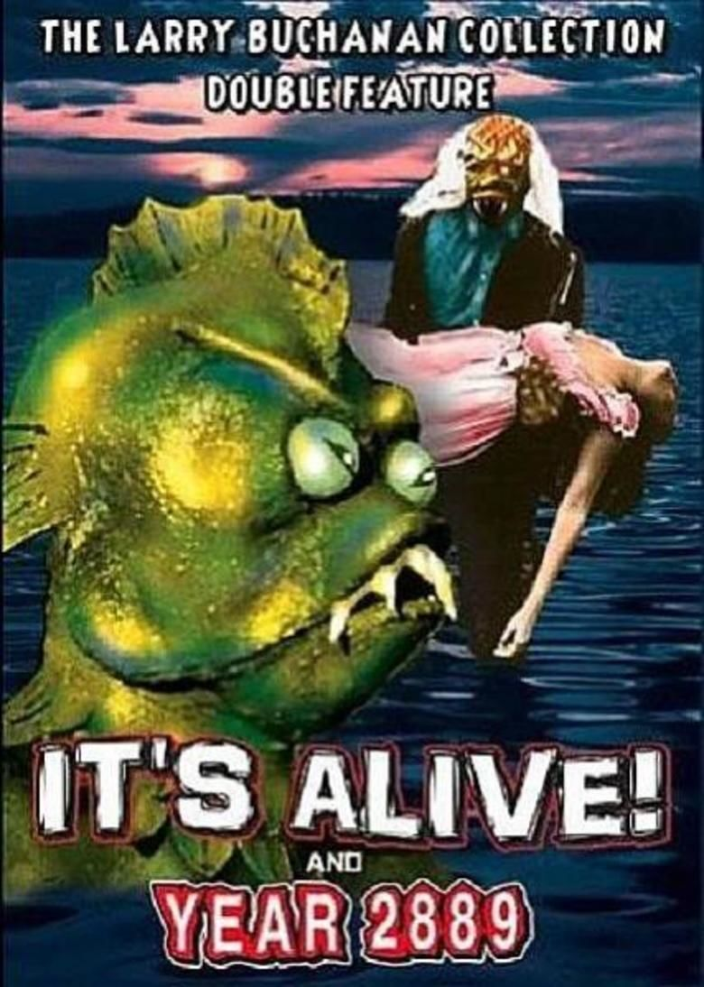 Its Alive! movie poster