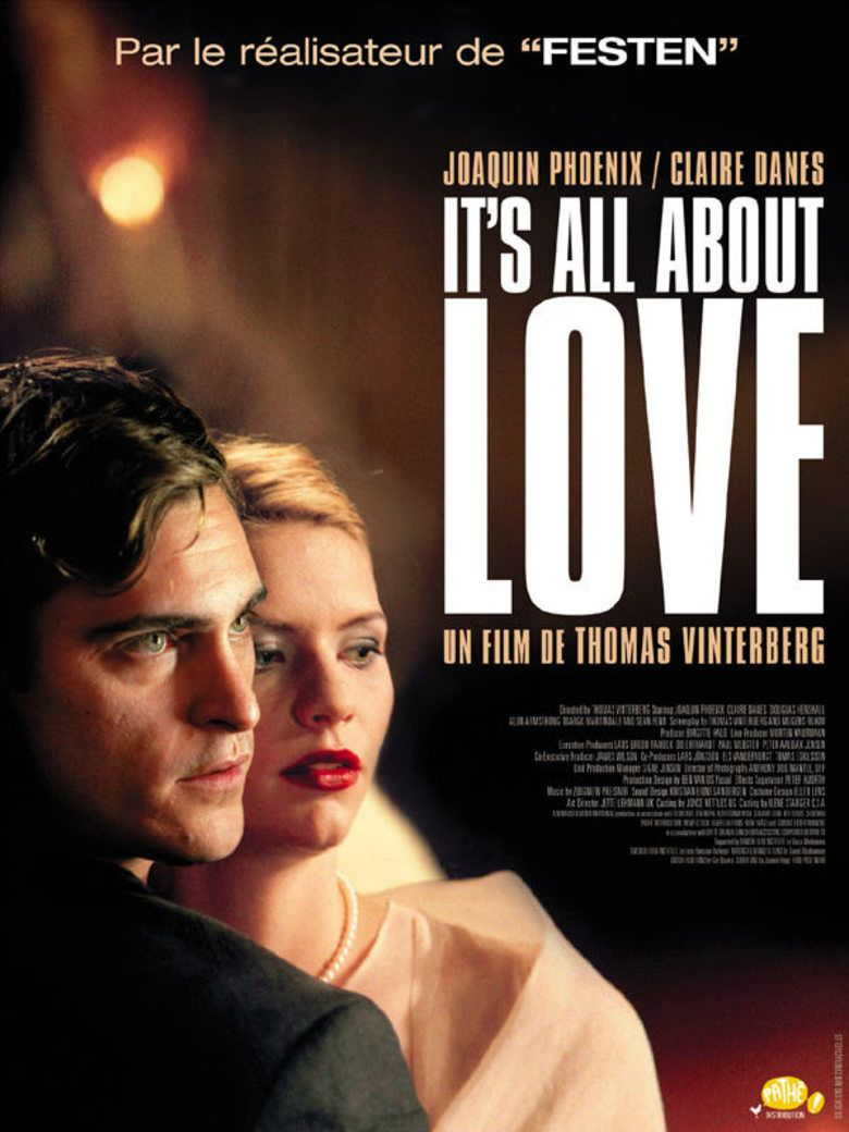Its All About Love movie poster