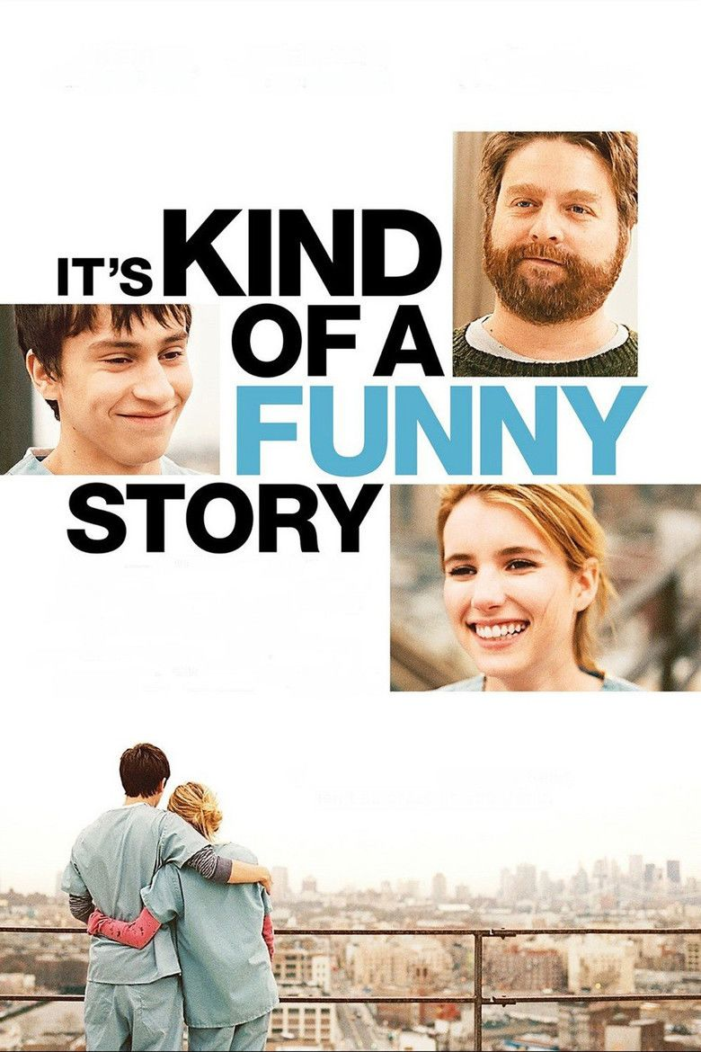 Its Kind of a Funny Story (film) movie poster