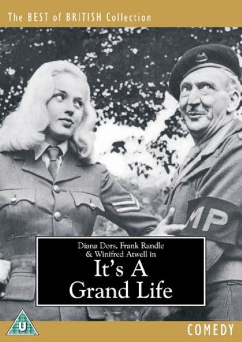 Its a Grand Life movie poster