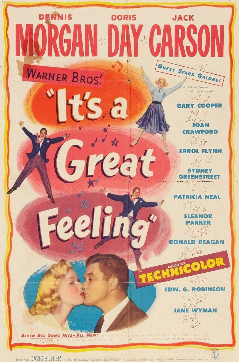 Its a Great Feeling movie poster