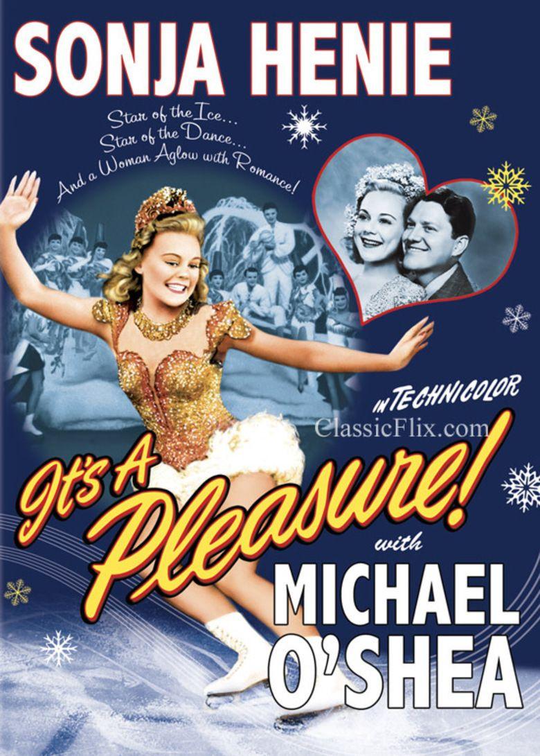 Its a Pleasure (film) movie poster