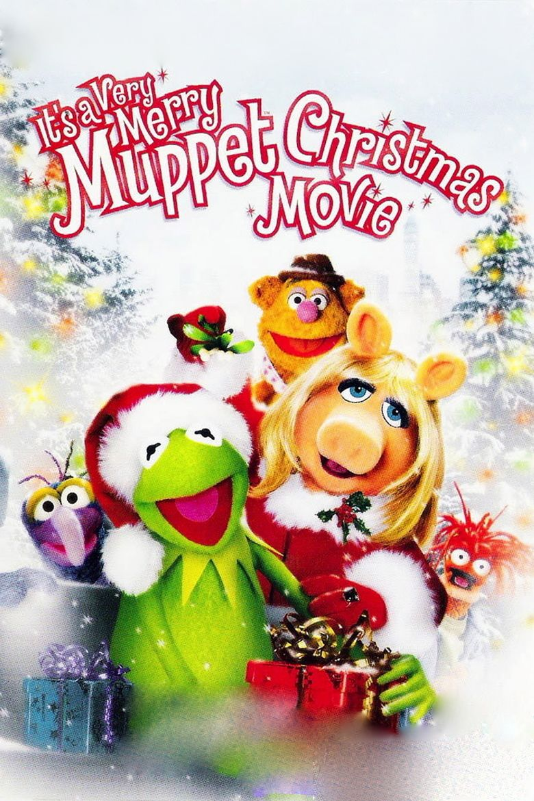 Its a Very Merry Muppet Christmas Movie movie poster