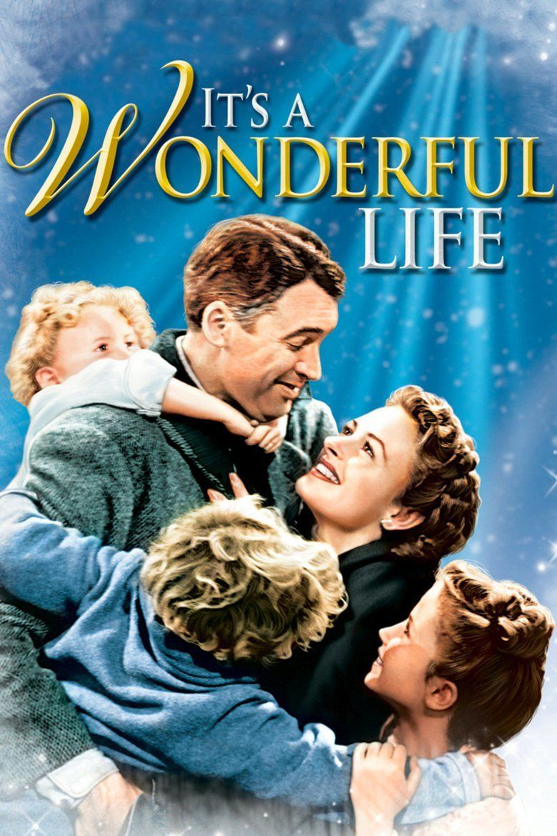 Its a Wonderful Life movie poster