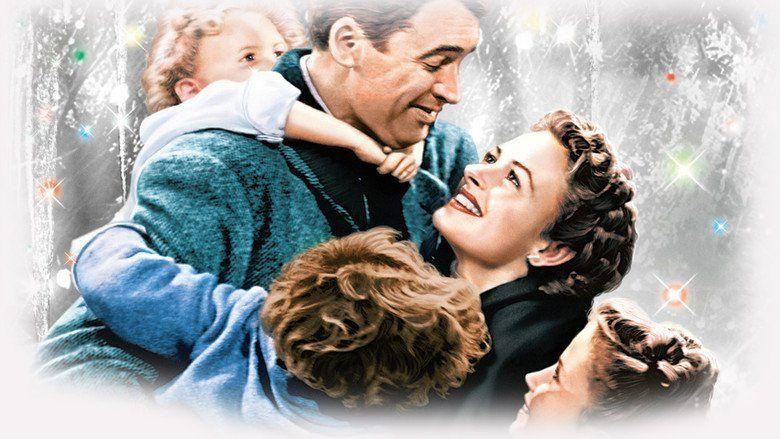 Its a Wonderful Life movie scenes