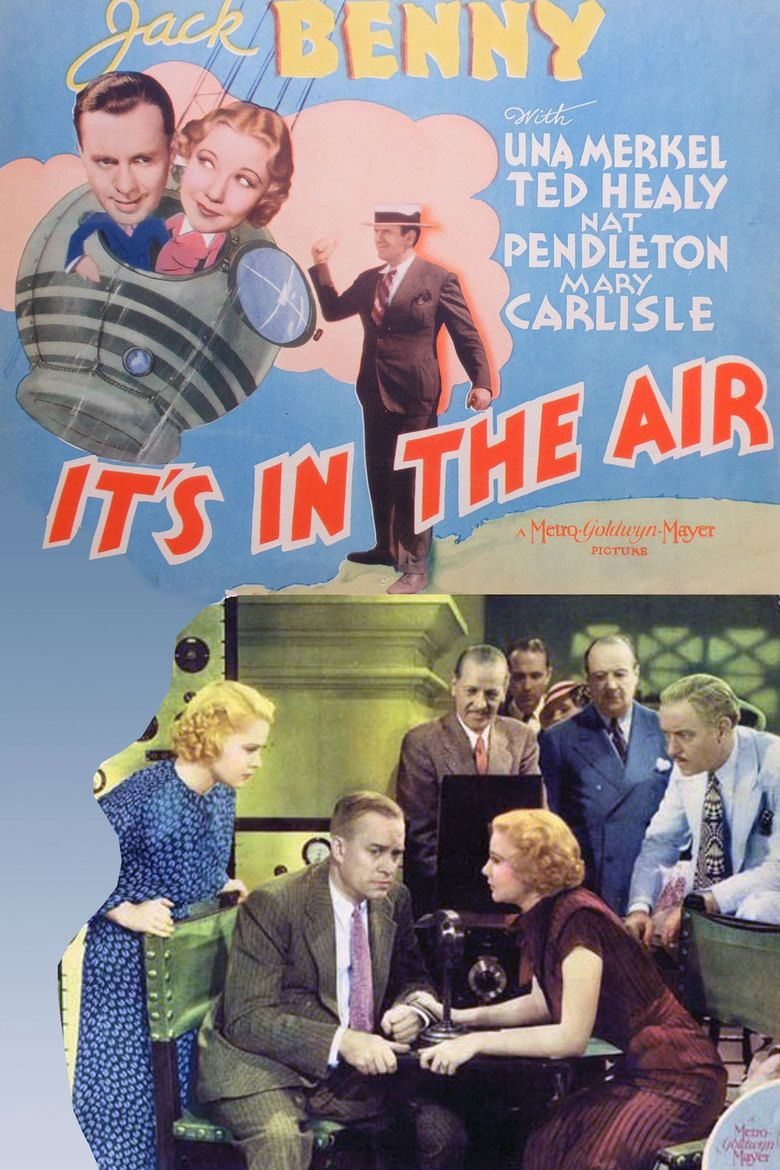 Its in the Air (1935 film) movie poster