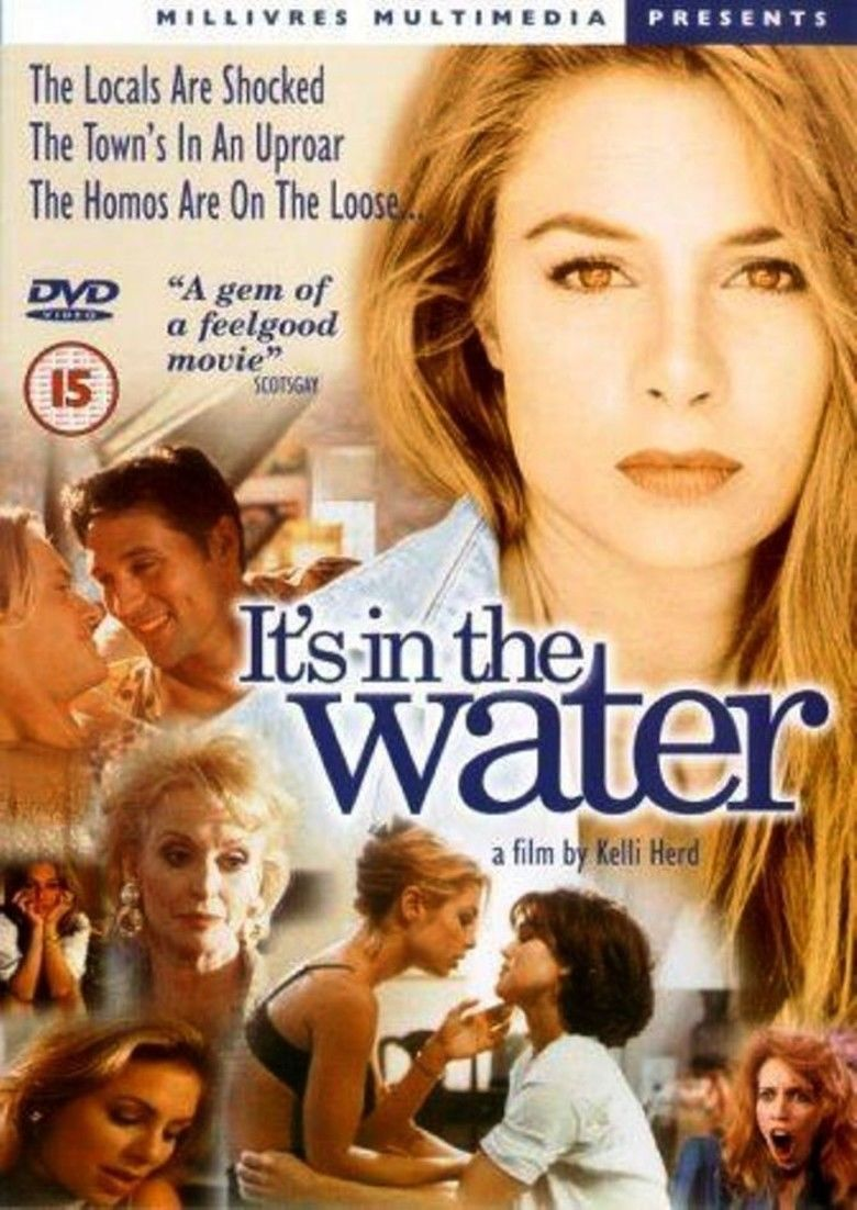 Its in the Water movie poster