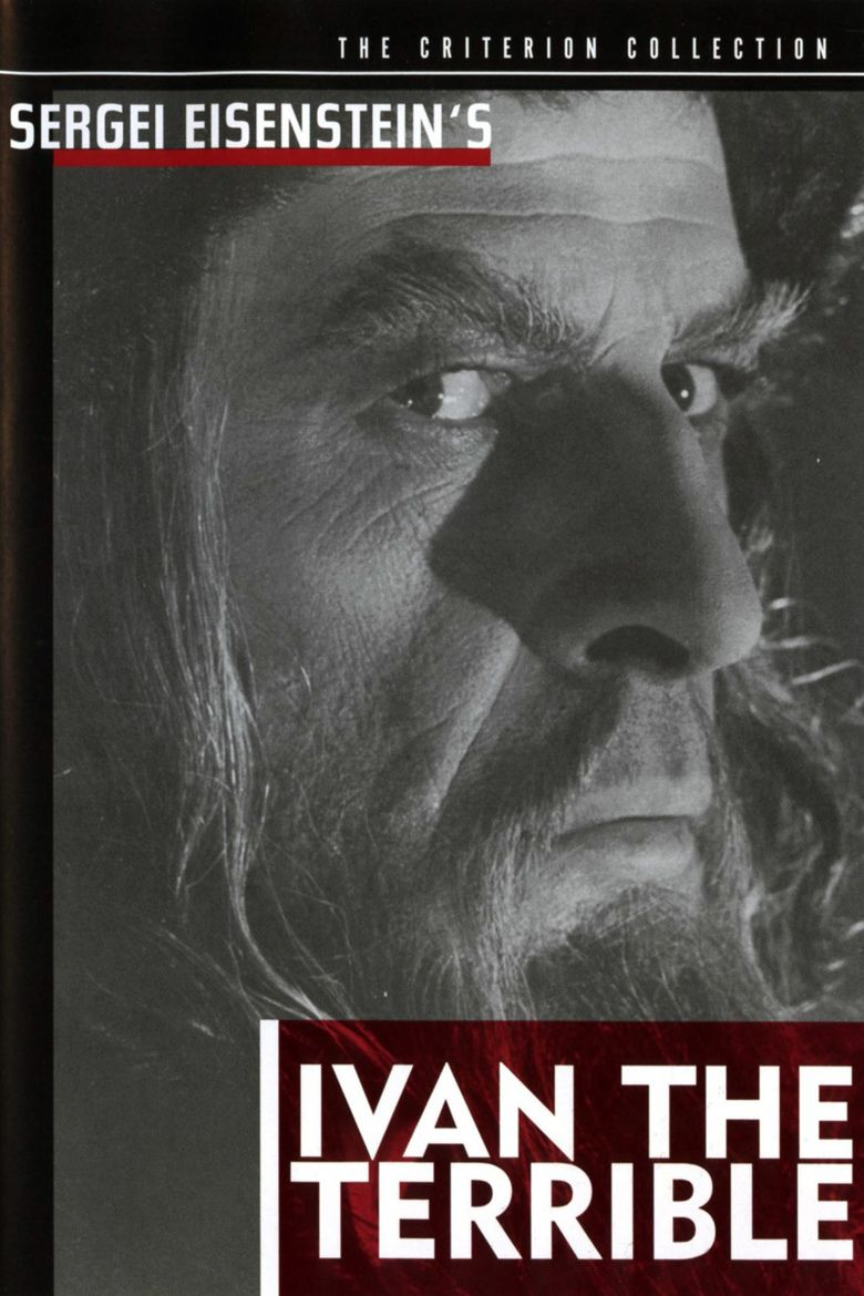 Ivan the Terrible (film) movie poster