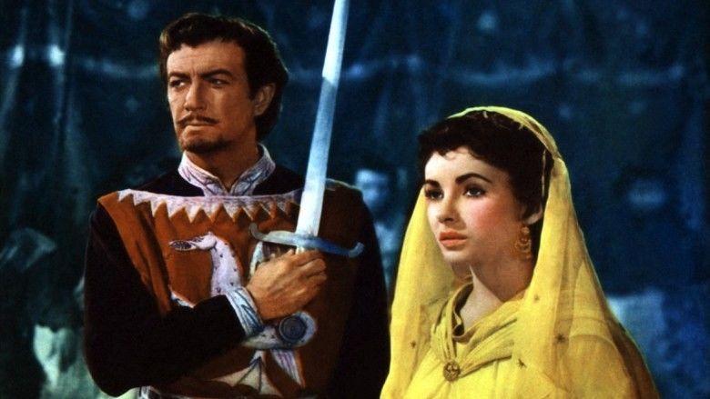 Ivanhoe (1952 film) movie scenes