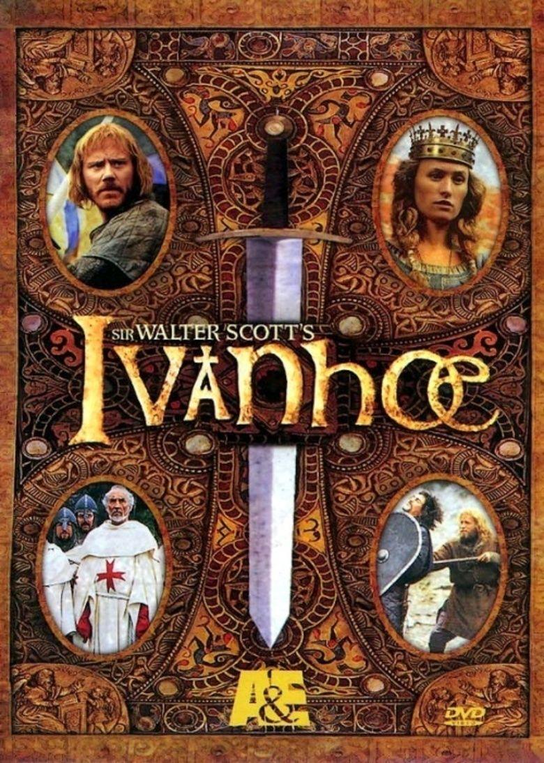 Ivanhoe (film) movie poster