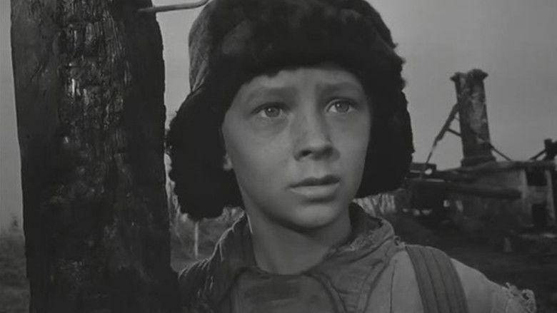 Ivans Childhood movie scenes