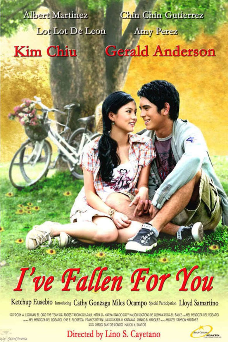 Ive Fallen for You movie poster
