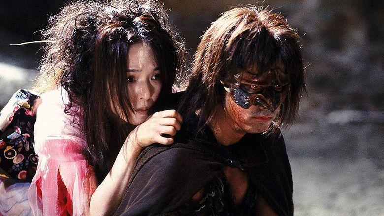 Izo movie scenes