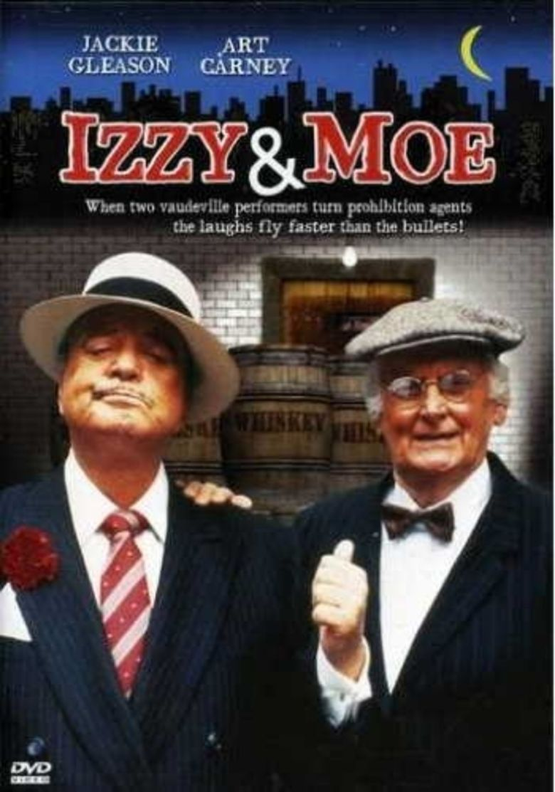 Izzy and Moe movie poster