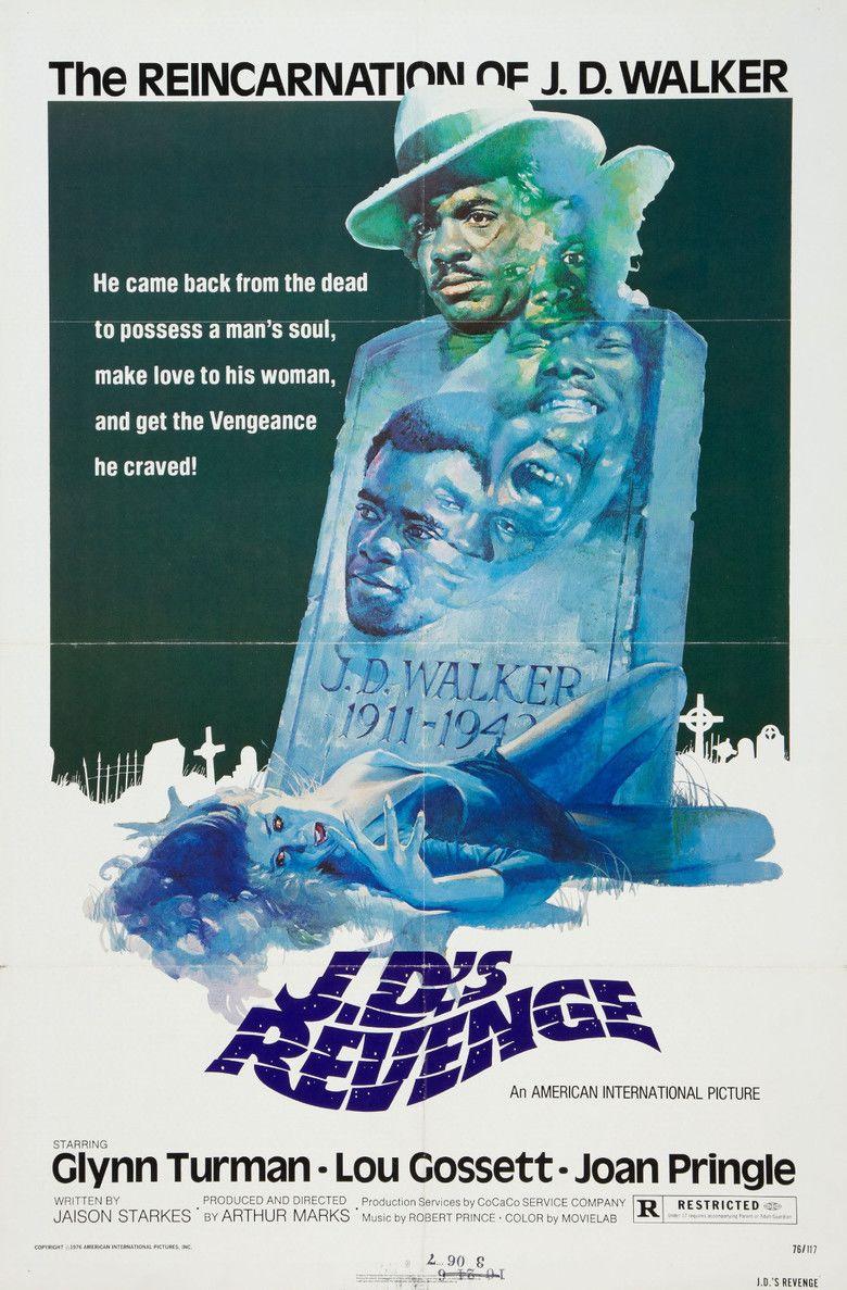 J Ds Revenge movie poster