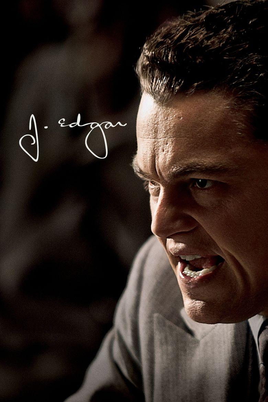 J Edgar movie poster
