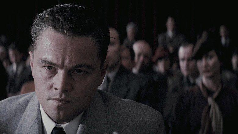 J Edgar movie scenes
