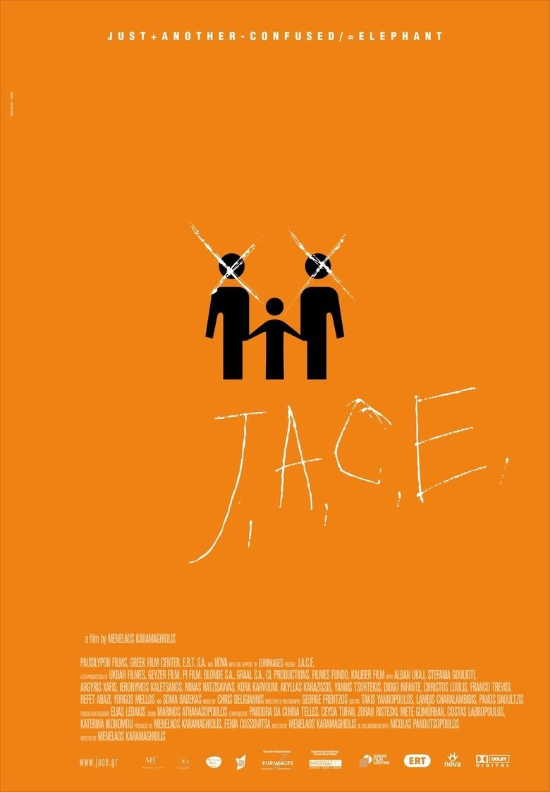 JACE movie poster