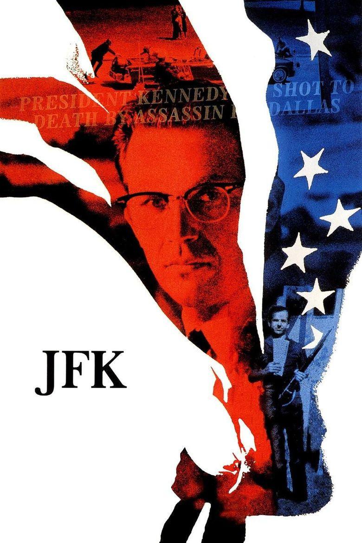 JFK (film) movie poster