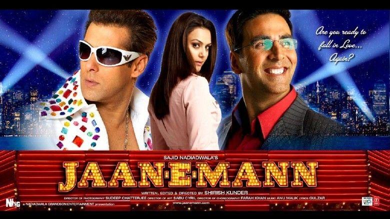 Jaan E Mann movie scenes