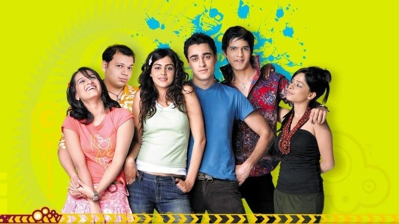 Jaane Tu Ya Jaane Na movie scenes