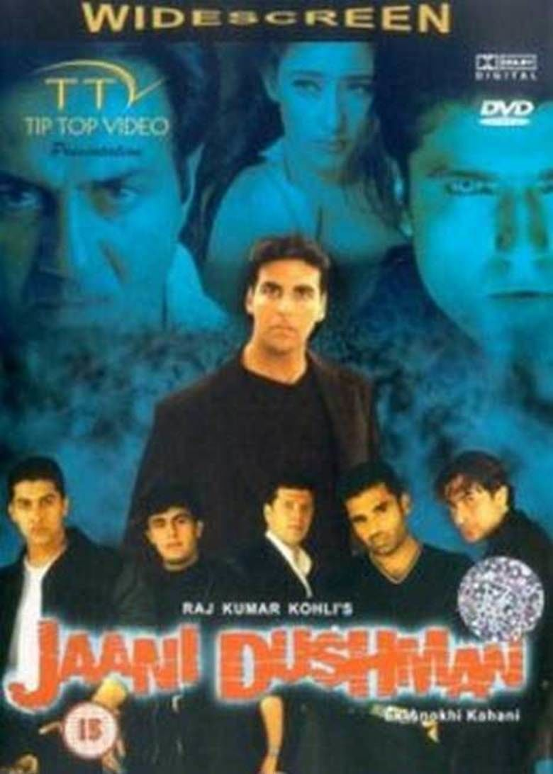 Jaani Dushman: Ek Anokhi Kahani movie poster