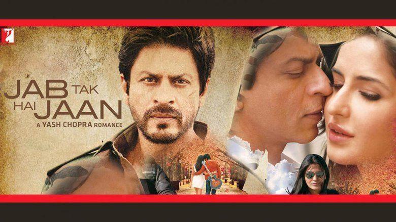 Jab Tak Hai Jaan movie scenes