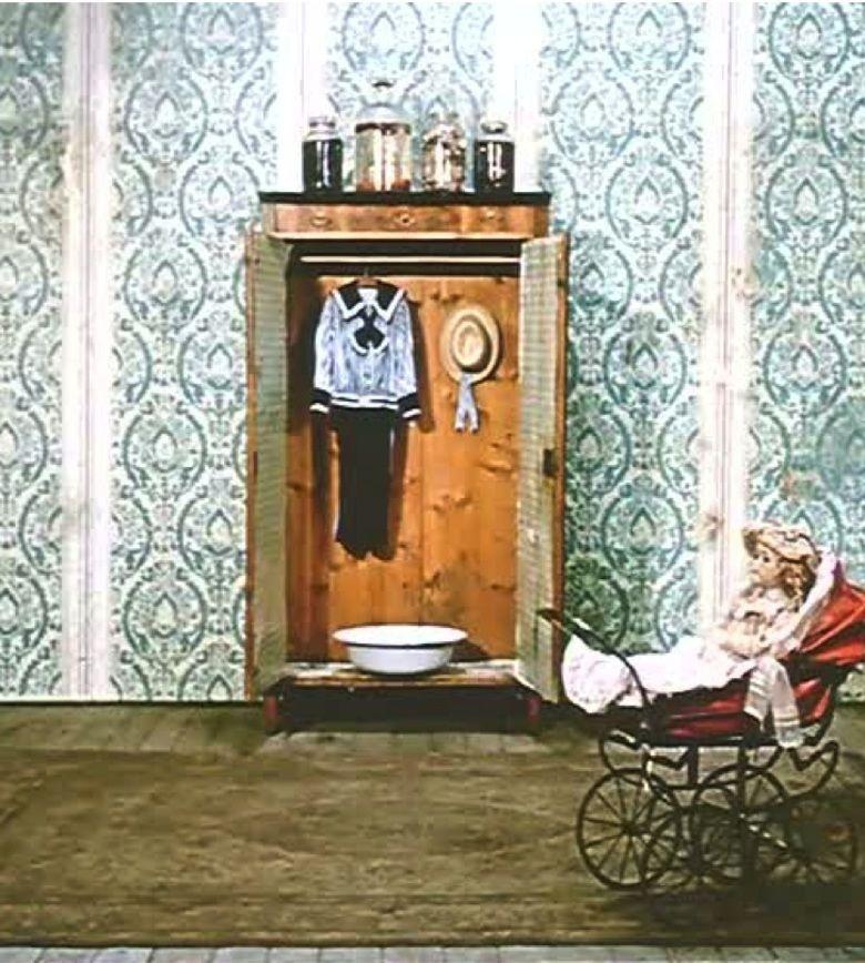 Jabberwocky (1971 film) movie poster