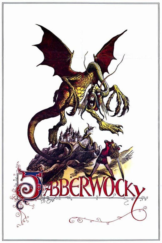 Jabberwocky (film) movie poster