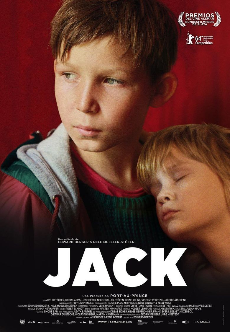 Jack (2014 film) movie poster