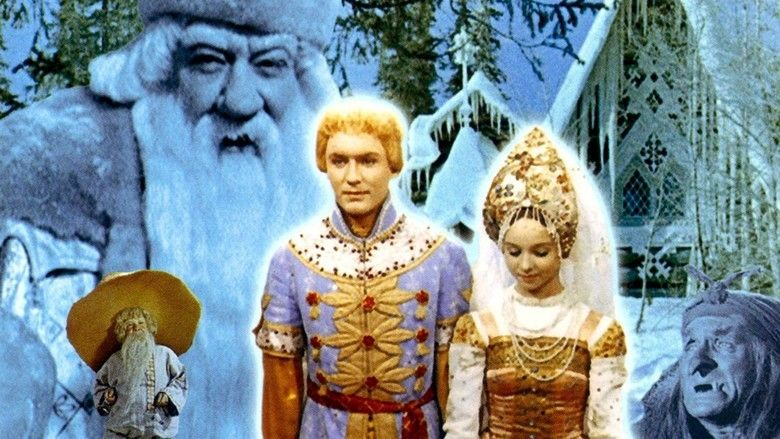 Jack Frost (1964 film) movie scenes