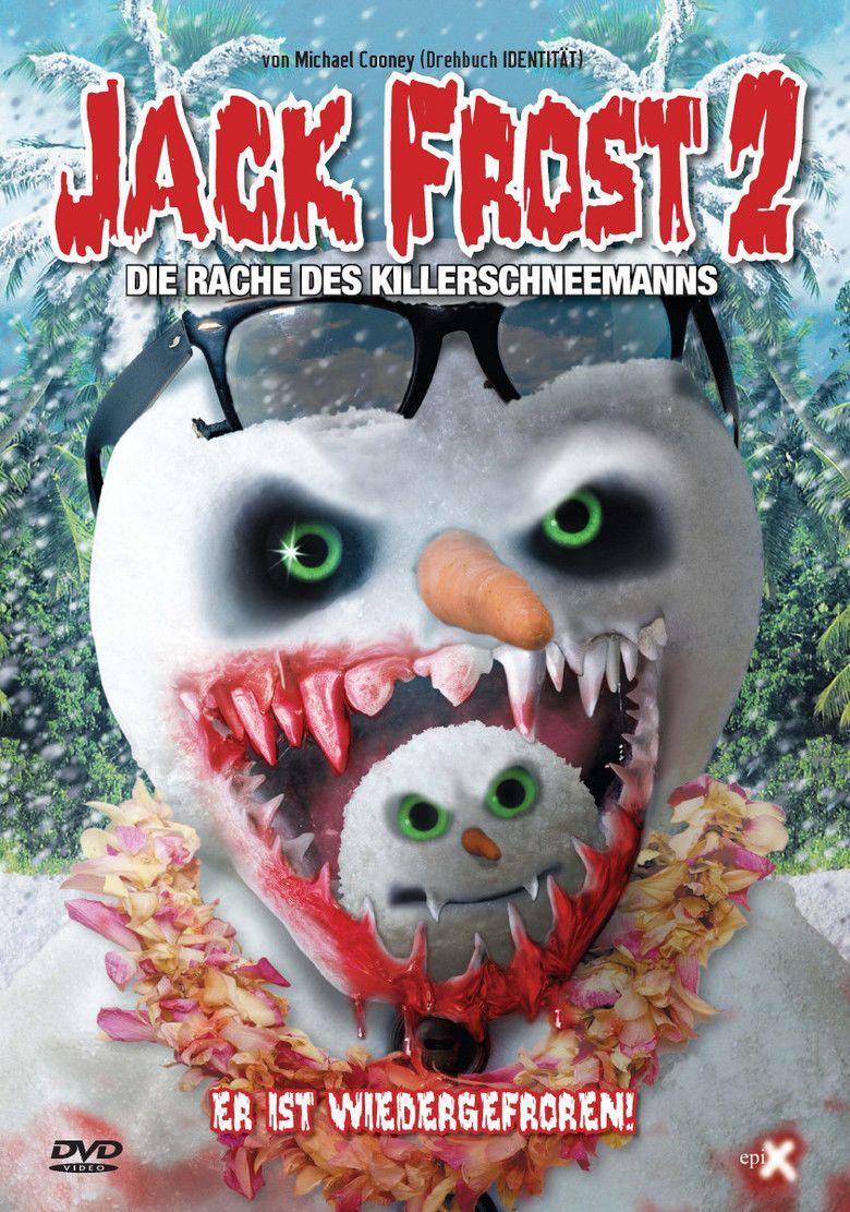 Jack Frost 2: Revenge of the Mutant Killer Snowman movie poster