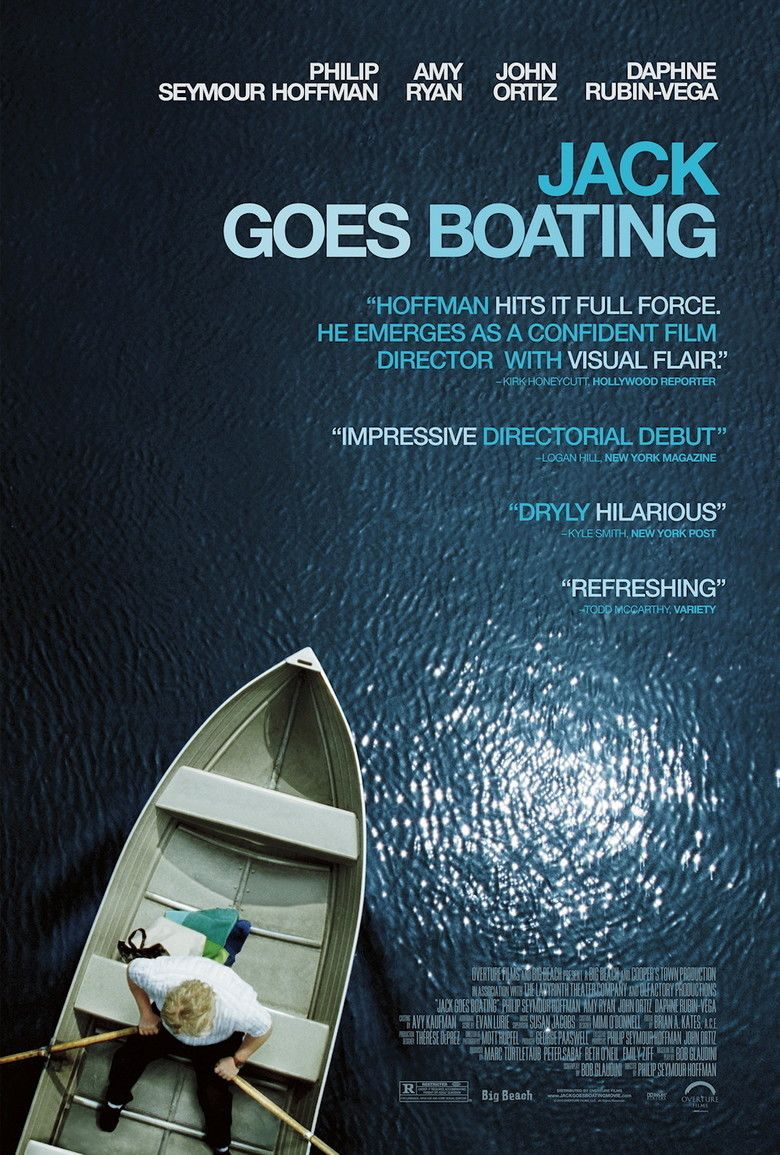 Jack Goes Boating (film) movie poster