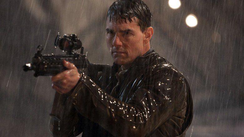 Jack Reacher (film) movie scenes