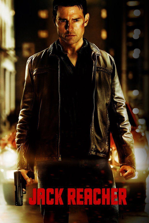 Jack Reacher (film) movie poster