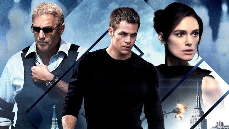 Jack Ryan: Shadow Recruit movie scenes
