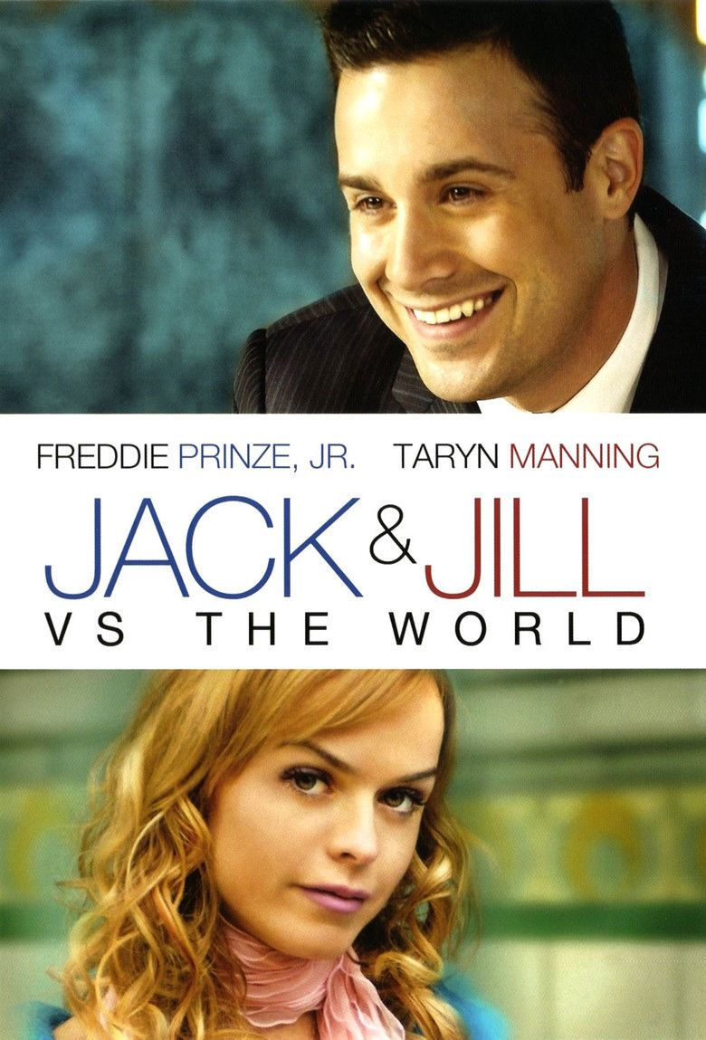 Jack and Jill vs the World movie poster